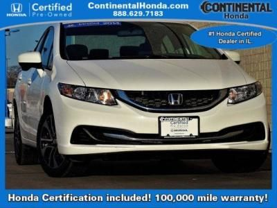 2014 Honda Civic EX For Sale In Countryside | Cars.com