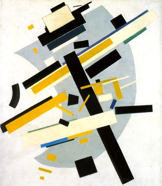 Malevitch the father of Suprematism