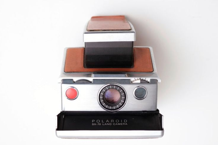 FOR PARTS Polaroid SX 70 Land Camera (impossible films,instant,vintage) #Polaroid