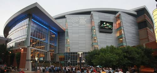 Time Warner Cable Arena, Charlotte, NC