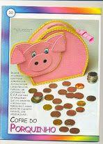 Cofrinho Porco