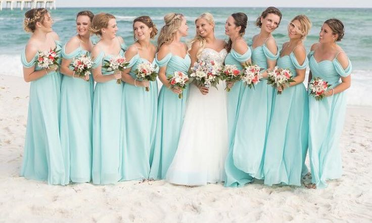Christina Wu bridesmaid dresses from Prom USA.
