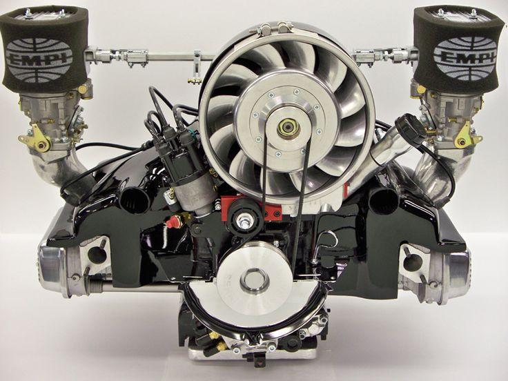 Vw Air Cooled Twin Webber Downdraft Carbs Porsche Style