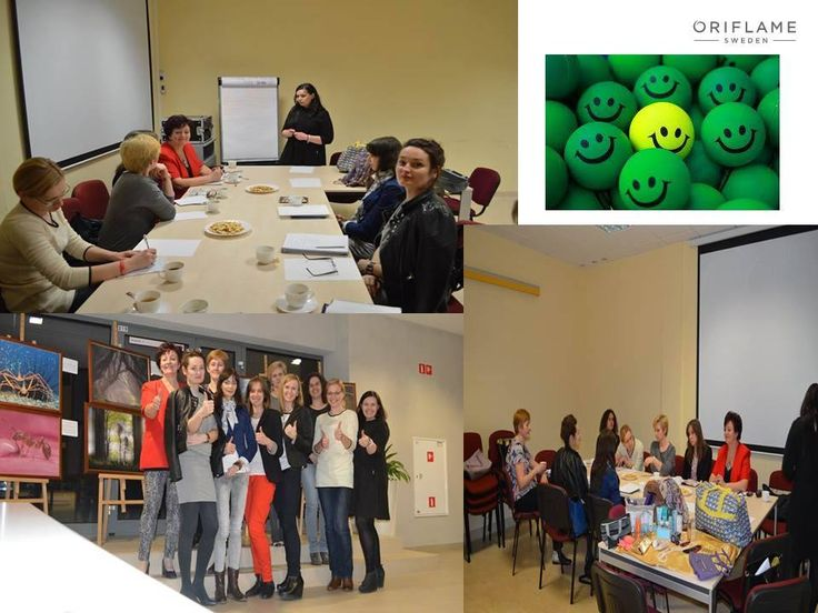 Leadership Academy 1 - Garwolin - Poland smile emoticon  By: Joanna Łukasiak
