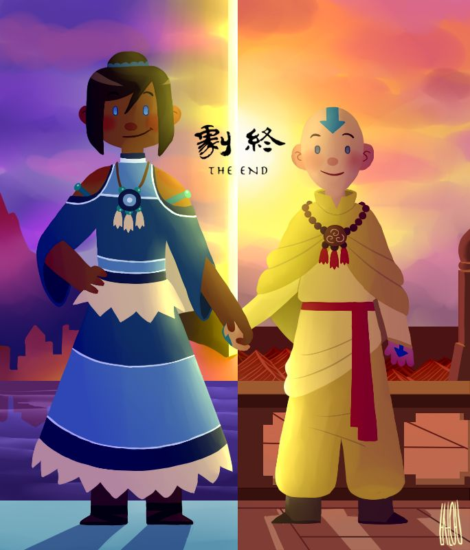 The Last Airbender Team Avatar: Gaang And Krew Crossovers On