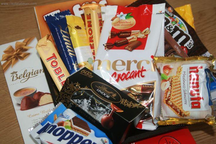 Doğum günününüz kutlu olsun ♥  Doğum Günü Çikolata Paketi Maxi'yle; 10 farklı marka 14 çeşit çikolata kargo dahil 85₺  www.cikolatalimani.com