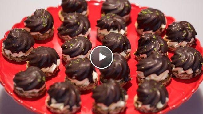 Beijinhos de lima Limoencreme Rudolph's Bakery | 24Kitchen