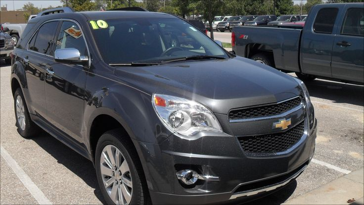 Tires for Chevy Equinox 2010