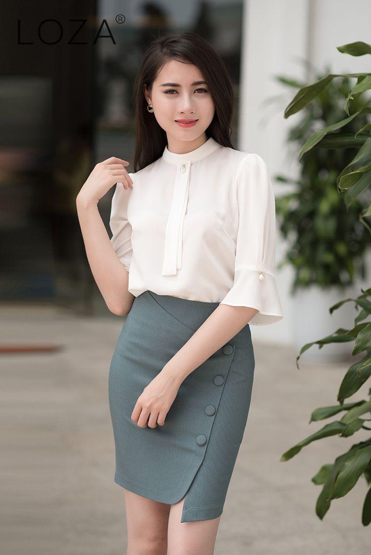 Đầm, vay cong so dep năm 2017 không chỉ đơn giản là đồ bạn mặc lên người một chiếc áo hoặc cái quần yêu thích, mà nó thể hiện cá tính của bạn rất nhiều ở cách chọn trang phục để đi làm. Xu hướng chọn vay cong so dep, đầm công sở đẹp như …
