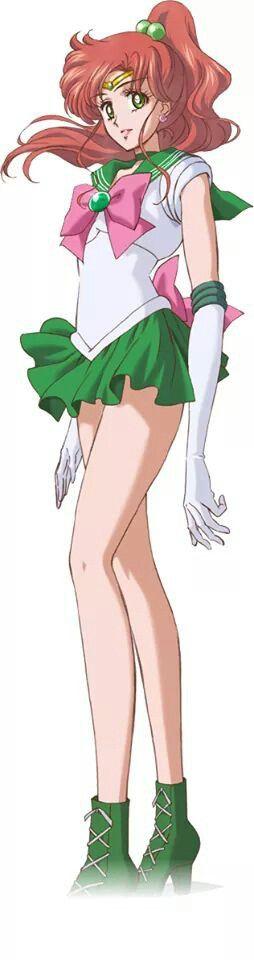 Makoto - Sailor Jupiter