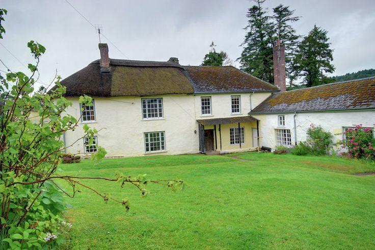 De vakantie doorbrengen? Dan natuurlijk wel in een authentiek vakantiehuis! Wat denk je van deze in de Devon regio. (Chumleigh)