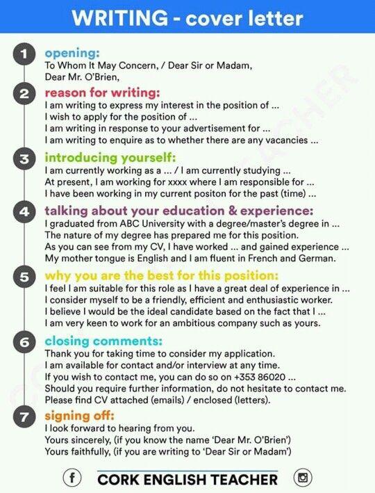 9 best letter writing tips images on pinterest letter writing writing tips and letter templates. Resume Example. Resume CV Cover Letter