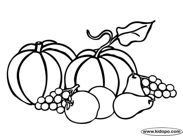 printable harvest coloring pages fall harvest coloring page