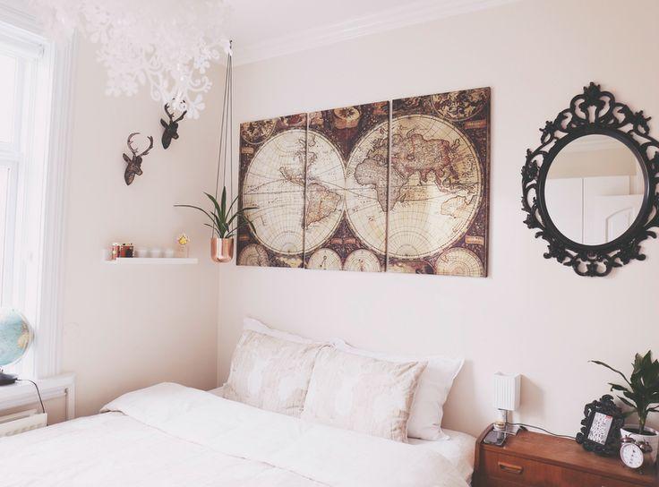 Ber ideen zu schlafzimmer einrichtungsideen auf for Individuelle raumgestaltung