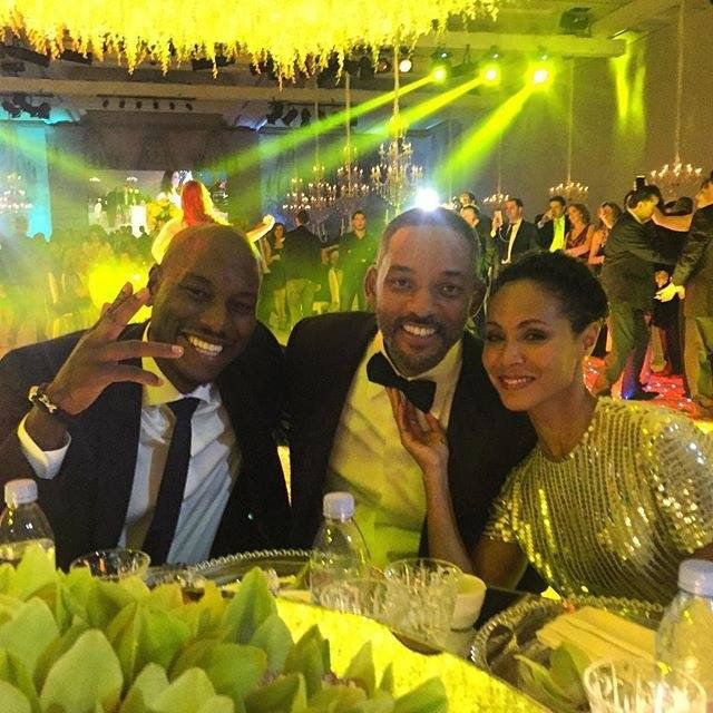 How Will Smith And Jada Pinkett Came To The Rescue Of Tyrese Gibson With $5M