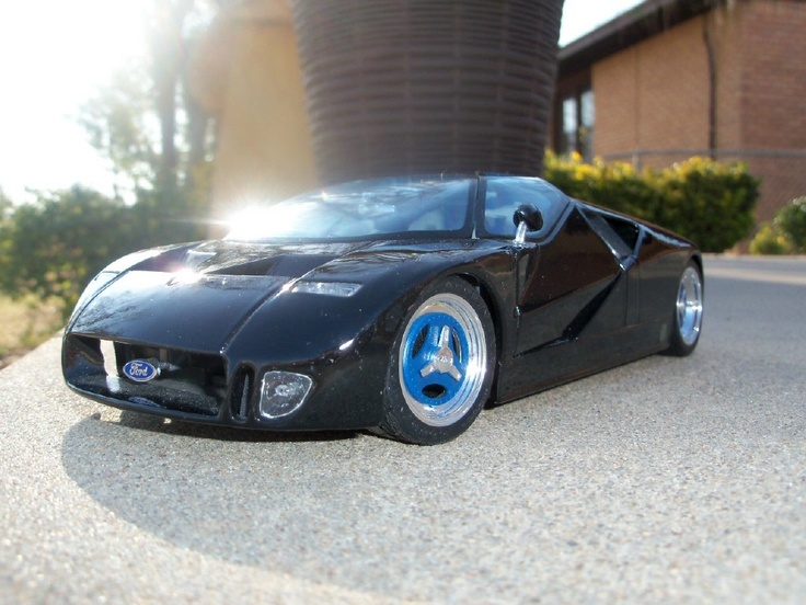 1995 ford gt90 still plays with cars exotics. Black Bedroom Furniture Sets. Home Design Ideas