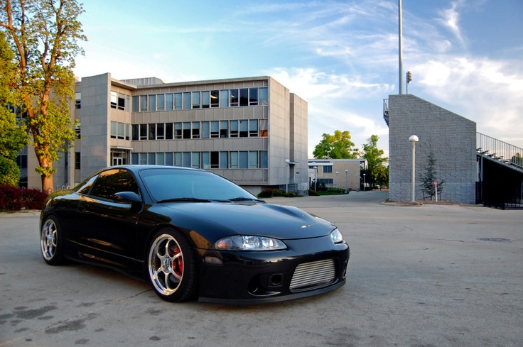 DSM: Form & Function.  11 second Mitsubishi Eclipse GSX