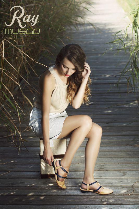 lookbook verano 2015 - RAY MUSGO Zapatos ecologicos de mujer #wood #heels #madera #tacones #zapatos #shoes #ankle #tobillo #model #modelo #eco #ecofriendly #ecologico