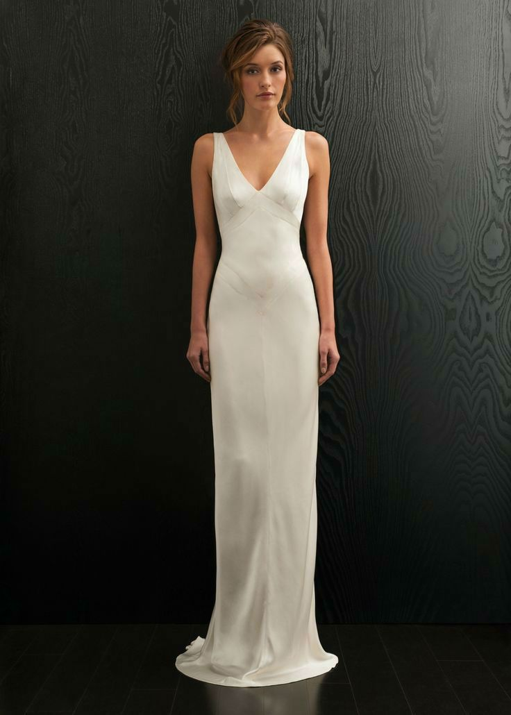Best 25 Minimalist wedding dresses ideas on Pinterest Minimal