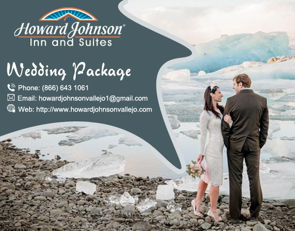 Howard Johnson's offer one of the best #Wedding_Packages. Visit Us At: -http://bit.ly/2ctBog5