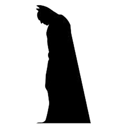 Batman Die Cut Vinyl Decal PV607 for Windows, Vehicle Windows, Vehicle Body Surfaces or just about any surface that is smooth and clean!