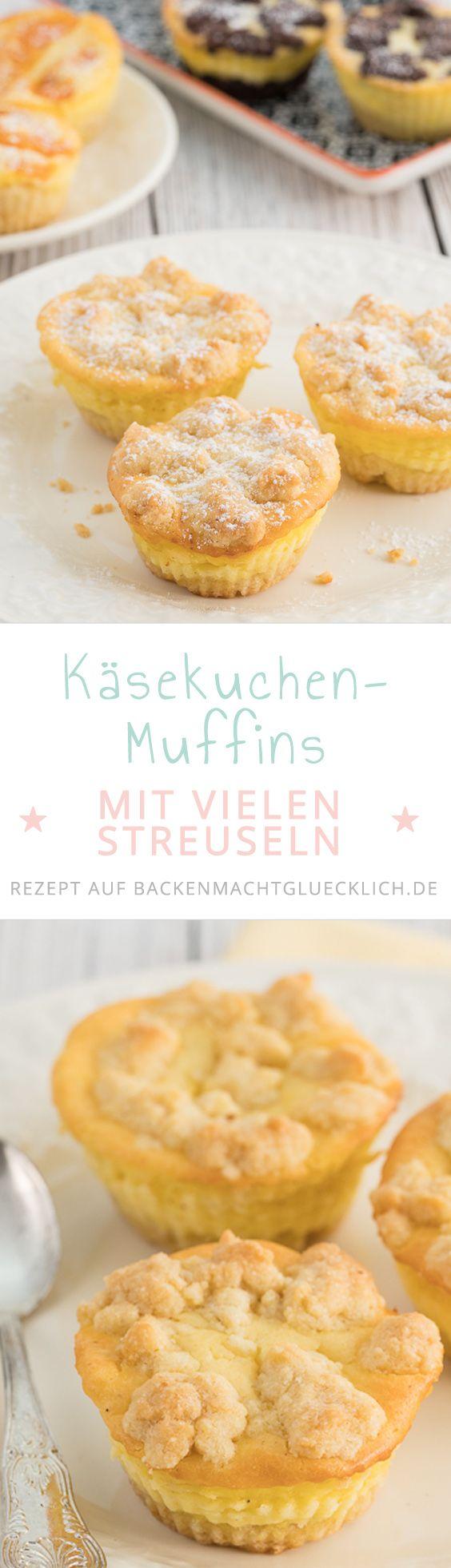 Käsekuchen muffins ile ilgili Pinterest\'teki en iyi 25\'den fazla ...