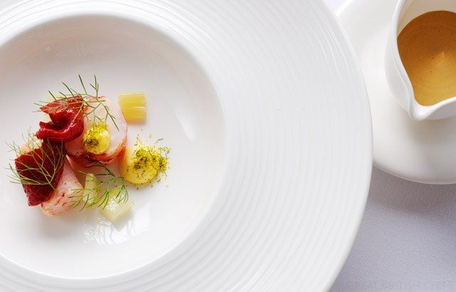 Bouillabasse, Fennel, Lobster & Crab Recipe - Phi Fanning