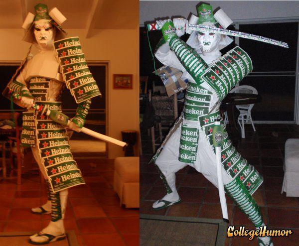 Disfraz de Hei Ne Ken el gran Samurai | Disfraces ...