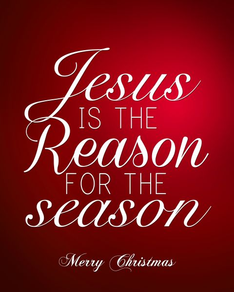 Image result for christmas is jesus