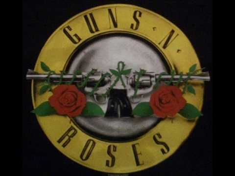 1991 Guns N' Roses - Nightrain: This is the song that I still consider the best song from the Appetite album.