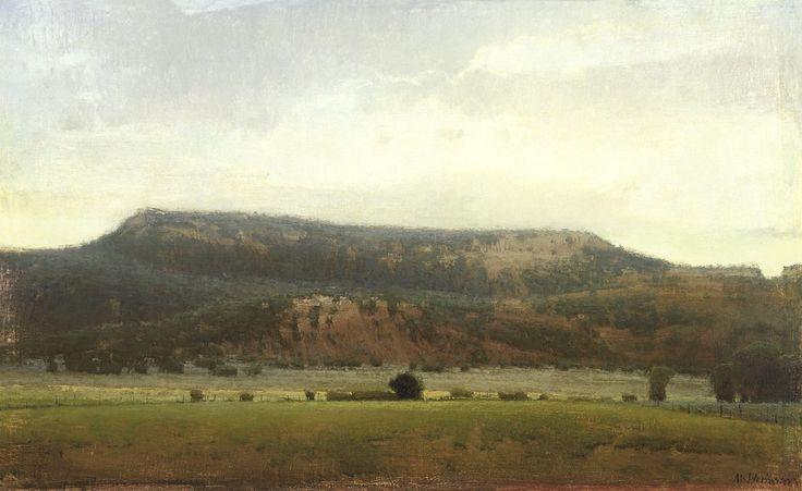 """Fields Near Wales"" by Michael Workman   newvisionart"