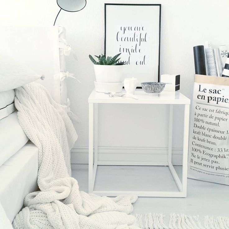 10 Alternative Bedside Table Solutions I Feel Like Anything Is Probably Better Than
