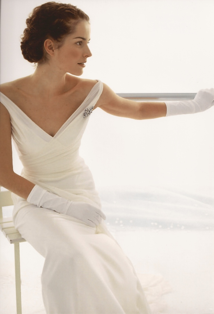 Simple Wedding Dress Gloves_Wedding Dresses_dressesss