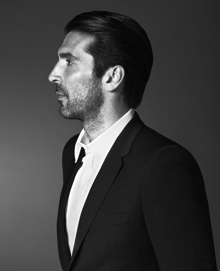 Gianluigi Buffon, l'uomo cover - Icon