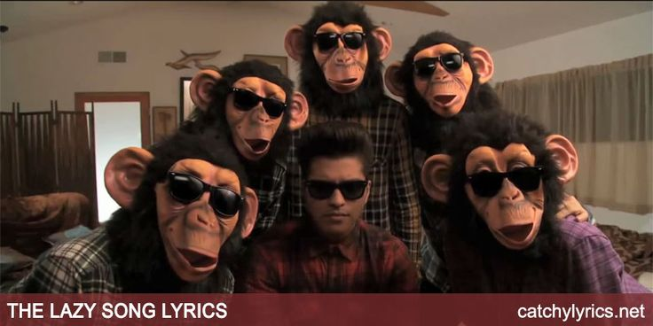 The Lazy Song Lyrics: The best and fantastic English song lyrics from the album Doo-Wops & Hooligans. This song is sung by Bruno Mars. The...[ReadMore..]