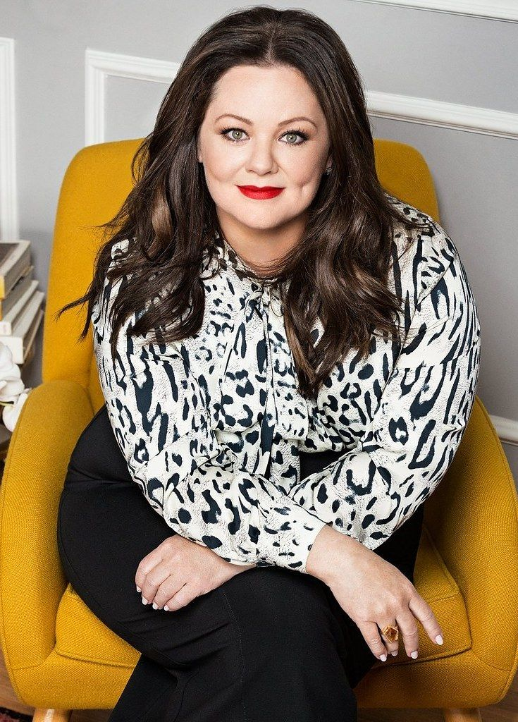 Here Are The First Shots From Melissa McCarthy's Fashion Line