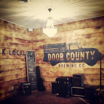 Door County Brewing Company - Breweries - Baileys Harbor, WI - Reviews - Photos - Yelp