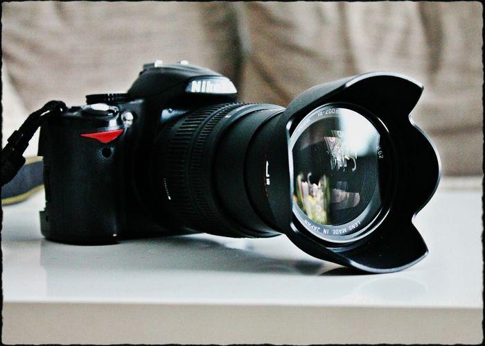 Marthes kamerautstyr (martheborge) #Nikon D3000