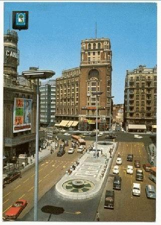 Plaza de Callao, 1985