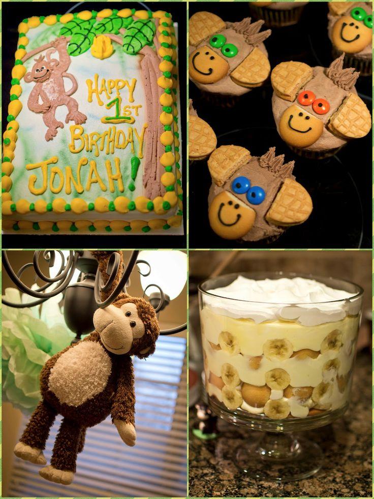 Adorable monkey birthday party ideas to help you create monkey magic.