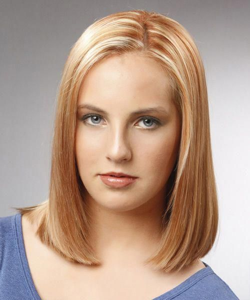 "Medium Straight Formal Bob Hairstyle - Light Blonde (Copper) ""Formal Bob"" (sfh note) # ..."