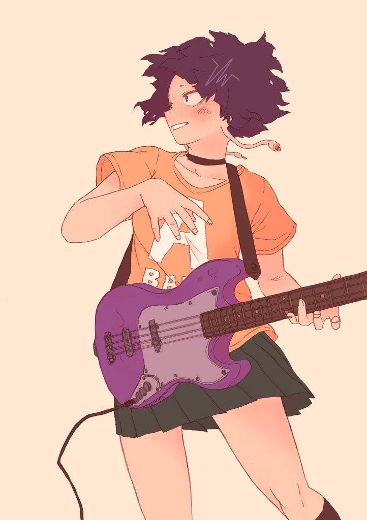 Kyoka Jirou in 2020   Kyoka, My hero academia manga, Hero girl