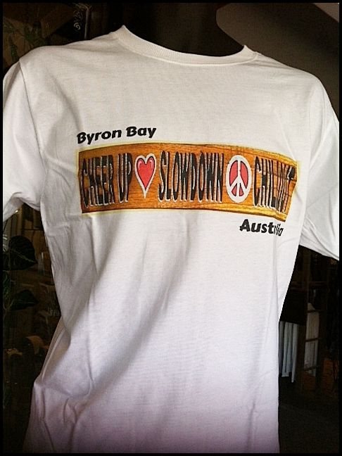 The Gecko Shack - Chill Out T's           MEN's, $30.00 (http://www.geckoshack.com.au/chill-out-ts-mens/)