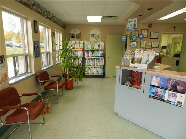 Essa Veterinary Services - Reception