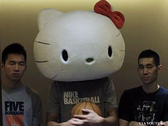 Jeremy Lin: Parents Grew, Hoop Adventure, Jeremy Lin, Tours Asia, Lin Hello, Book Worth, Creative Schemes, Hello Kitty, Happy Things