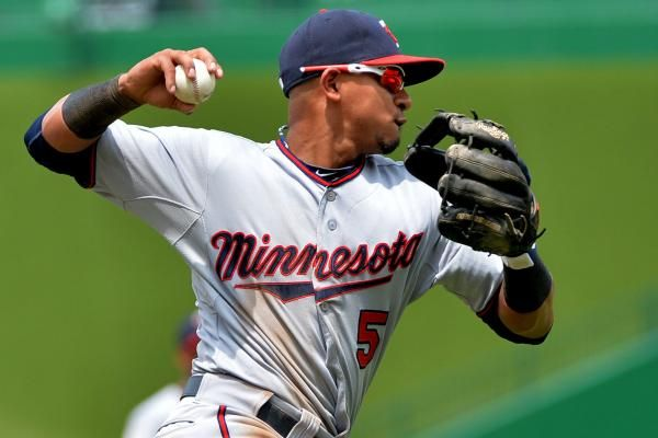 Just because Eduardo Escobar has played for the Minnesota Twins for more than five years, doesn't mean he should know everybody on his team.