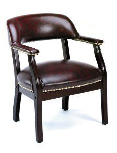 Boss B9540 Captains Guest Arm Chair