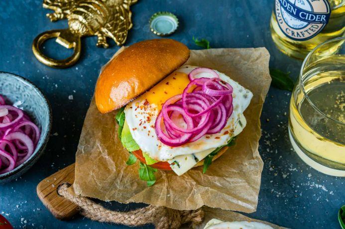 Best Veggie Burger Recipe Ever