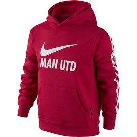 Manchester United Kids (Boys Youth) Hoodie 2014 – 2015 (Red)