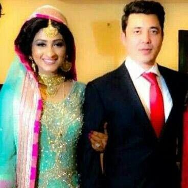 Najia baig marriage pics